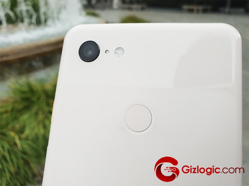 Cámara del Google Pixel 3 XL