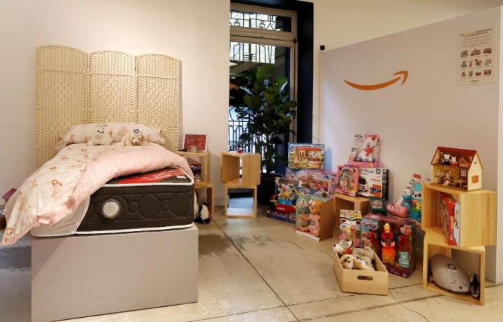 Casa Amazon - juguetes