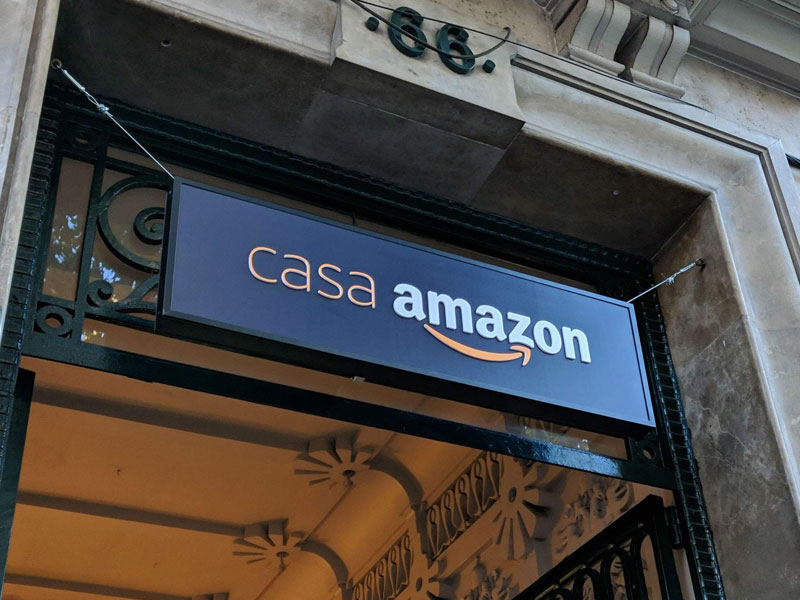 Casa Amazon, la primera experiencia Pop-up de Amazon en España