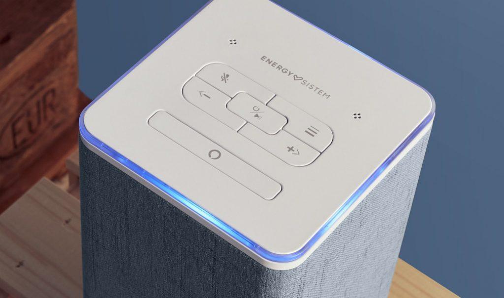 Energy Smart Speaker 5 Home - especificaciones