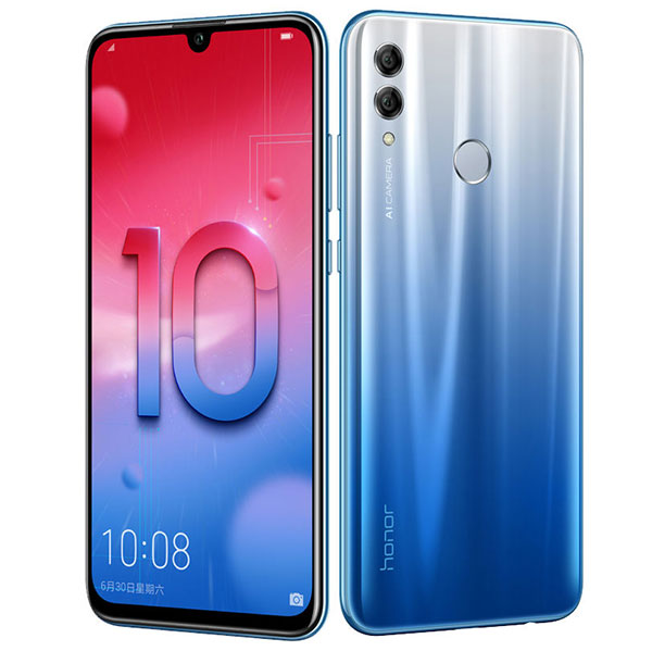 Honor 10 Lite - pantalla