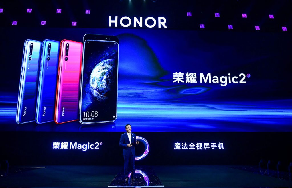 Honor Magic 2 - presentación