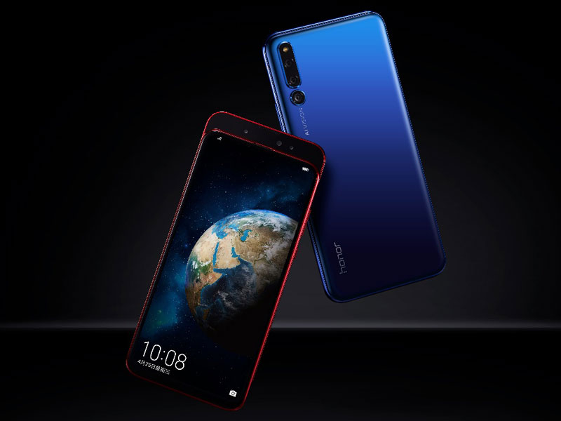 Honor Magic 2 ya es una realidad
