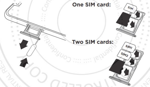 Moto G7 Play -SIM
