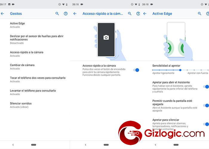 Rendimiento del Google Pixel 3 XL