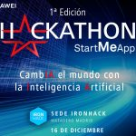 StartMeApp, Huawei y el País Retina realizarán el primer Hackathon sobre IA
