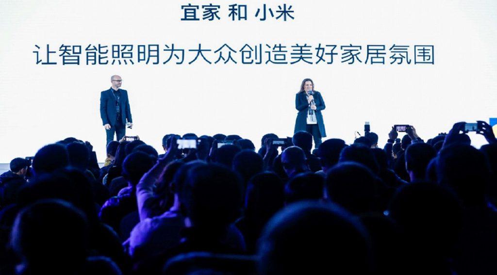 Xiaomi e IKEA buscan promover la industria de hogares inteligentes