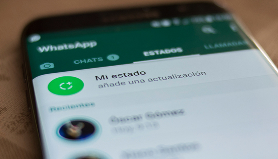 whatsapp - Estados