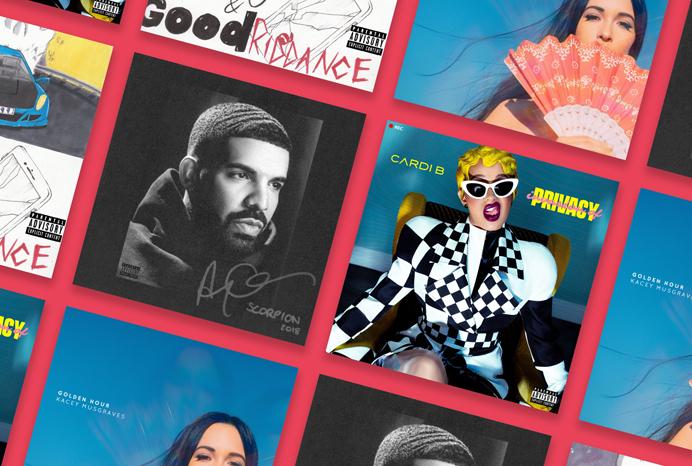 Apple Music Mejor música del año