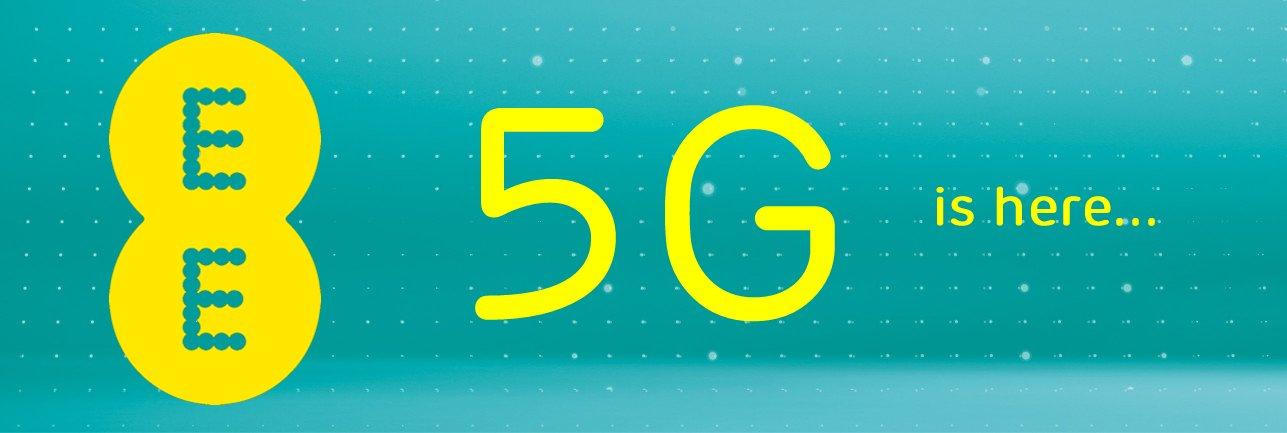EE 5G - OnePlus busca impulsar la era de la conectividad 5G en Europa