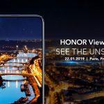 El Honor View 20 es presentado con Link Turbo y cámara de 48MP