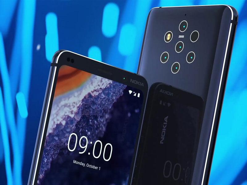 El Nokia 9 Pureview se deja ver en imágenes oficiales y vídeo