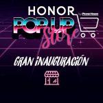 Honor abre sus primeras Pop Up Stores en España