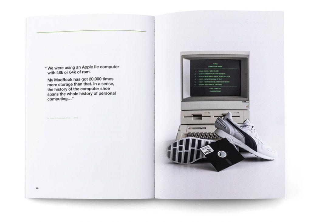 Las zapatillas Puma RS Computer han sido revitalizadas