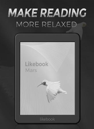 Likebook Mars T80D