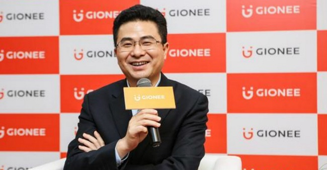 Liu Lirong