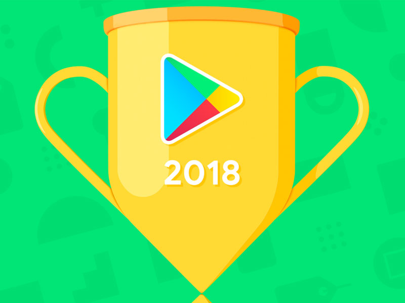 Lo mejor del 2018 en Google Play - las mejores Apps y juegos