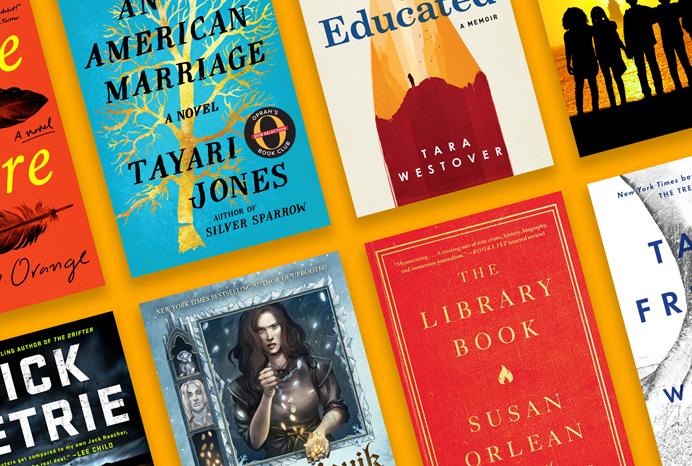 Mejores libros del año en Apple Books