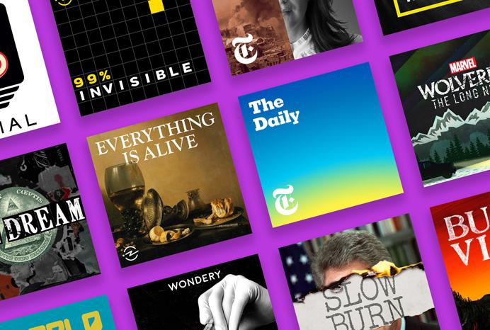 Mejores podcasts del año