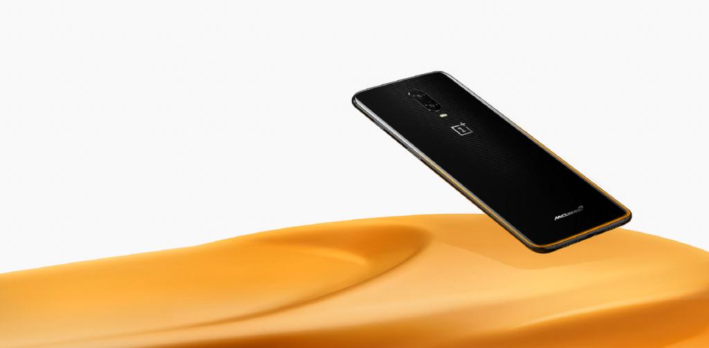 OnePlus 6T edición Mclaren, diseñado para la velocidad
