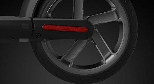 Segway KickScooter ES1, ruedas
