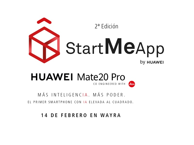 #StartMeApp