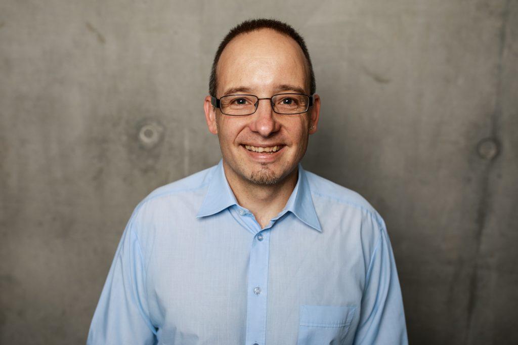 Daniel Benz, Vicepresidente de Ventas Globales y Director general para EMEA
