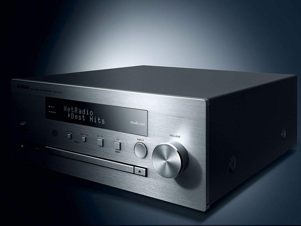 Yamaha MCR-N470, MusicCast
