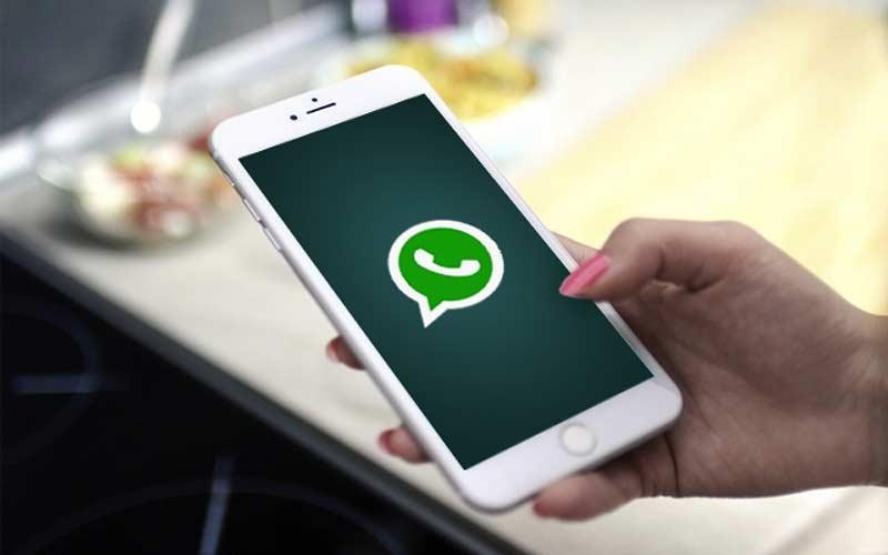 reenviar mensaje de whatsapp
