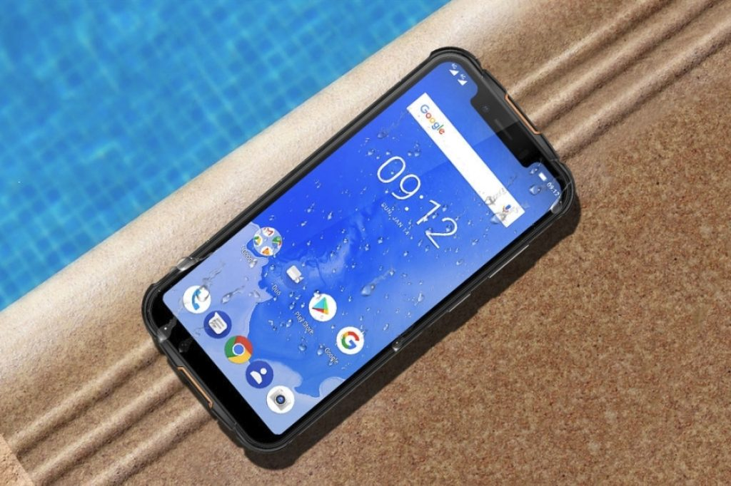 Materiales Ulefone Armor 5