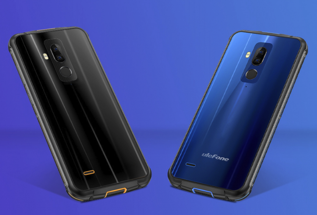 Colores Ulefone Armor 5