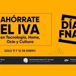 Ahorrate el IVA en FNAC