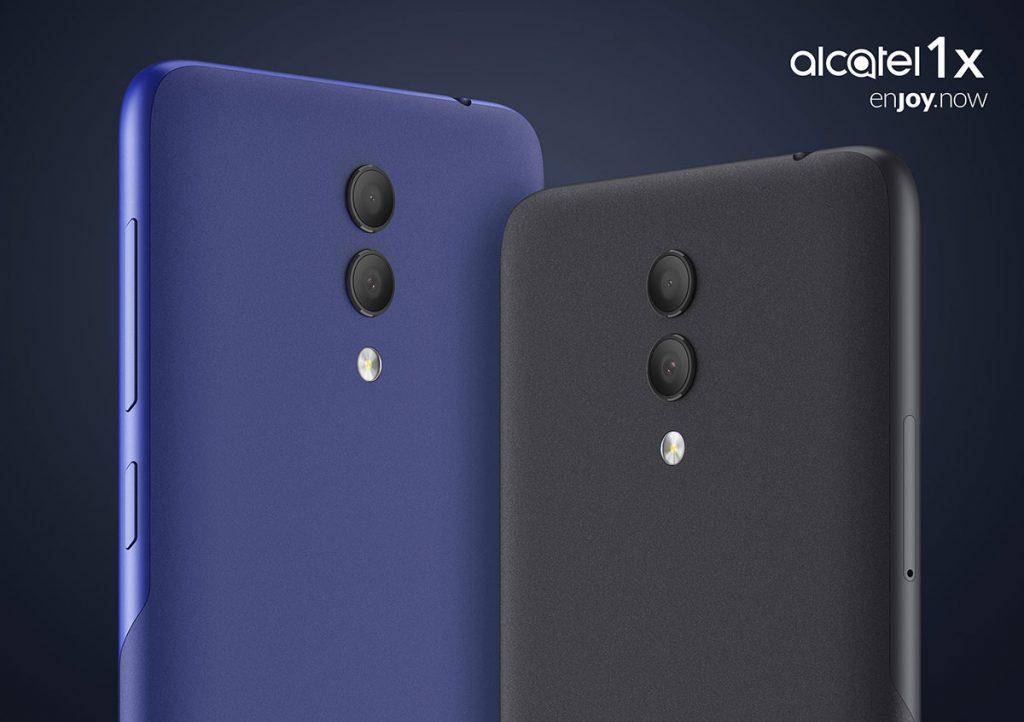 Alcatel 1X - cámara
