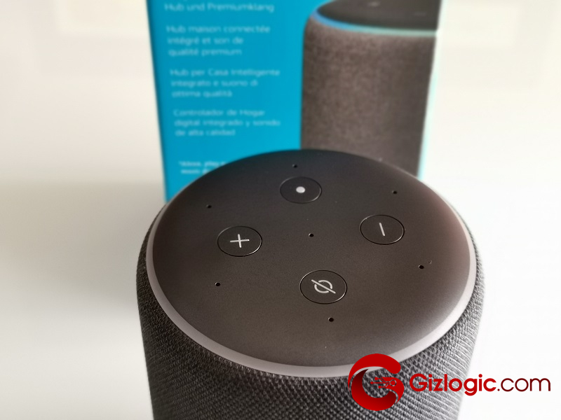 Amazon Echo Plus 1