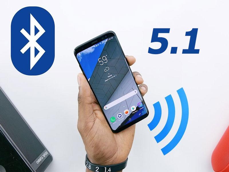 Bluetooth 5.1 mejora considerablemente la capacidad de ubicar dispositivos