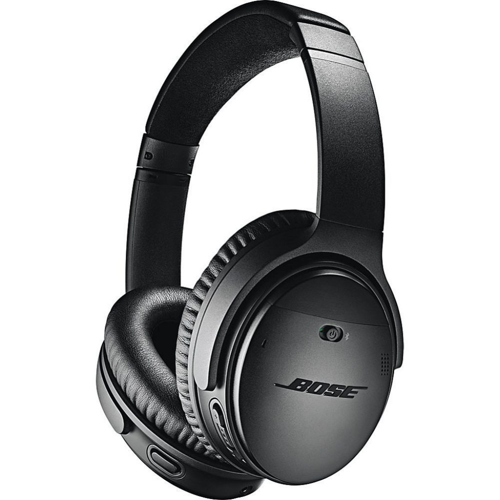 Bose QuietComfort 35 II, materiales