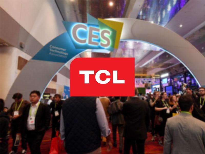 CES 2019 - TCL anunciará novedades de Alcatel y BlackBerry