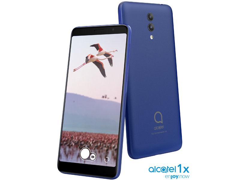 CES19 El Alcatel 1X y 1C 2019 son presentados para la gama de entrada