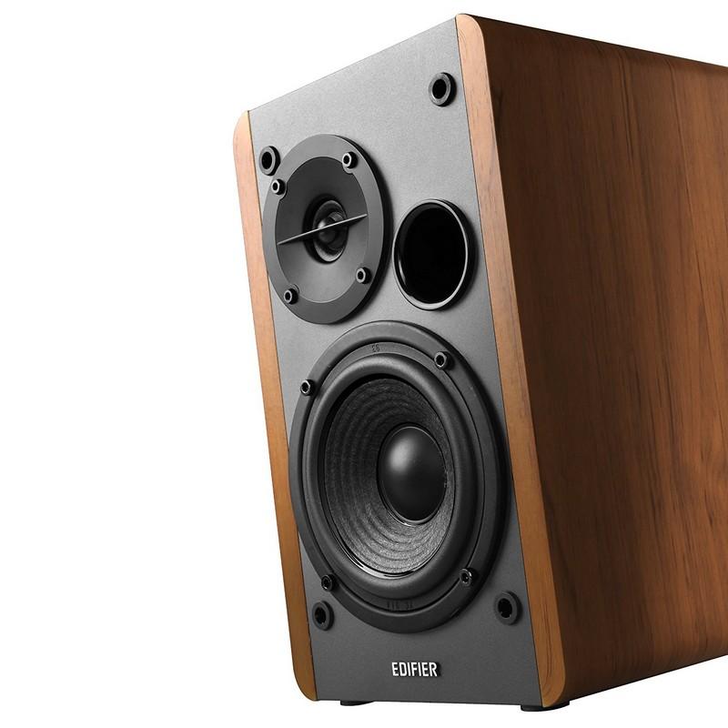 Edifier R1280DB, sonido