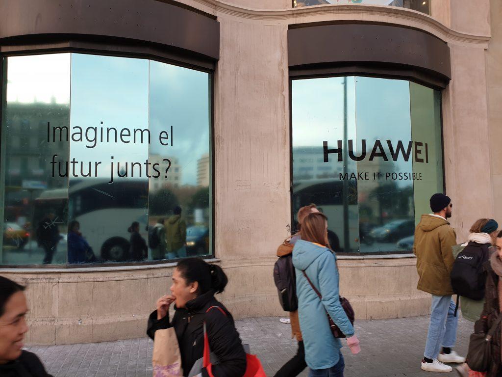 Espacio Huawei - Barcelona