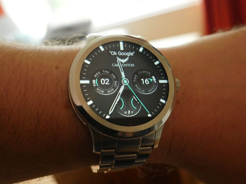 Google se hace con propiedades intelectuales de Smartwatches de Fossil