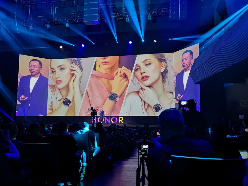 Honor Watch Magic - presentación