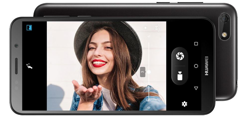 Huawei Y5 Lite - cámara