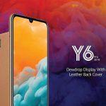 Huawei Y6 Pro 2019, gama asequible con diseño de cuero y mini notch