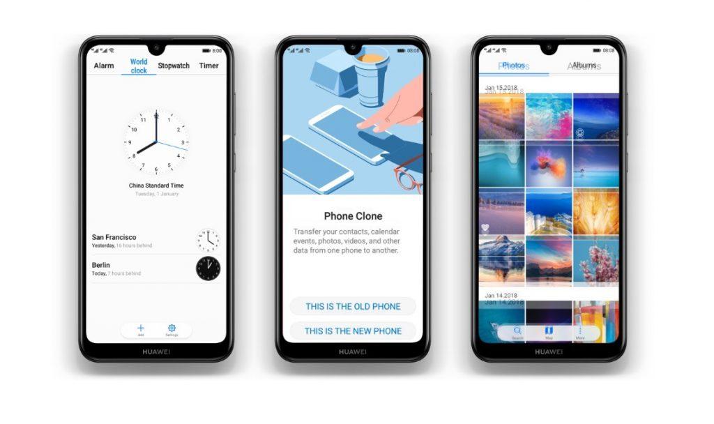 Huawei Y7 Pro 2019 - OS