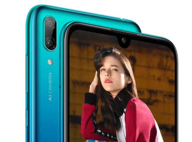 Huawei Y7 Pro 2019 - cámara