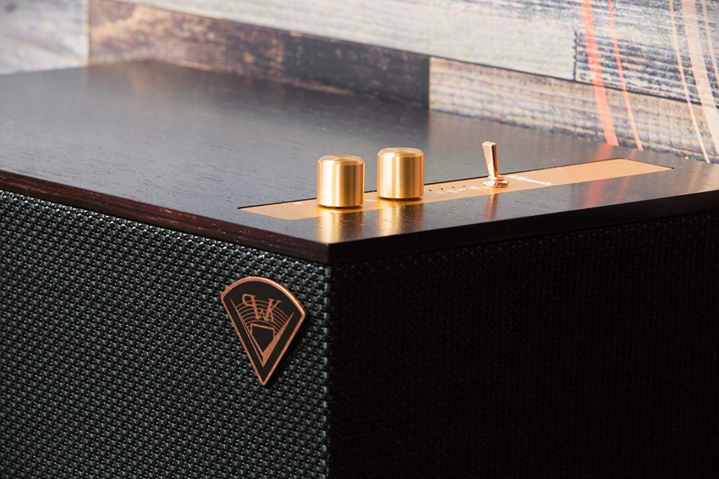 Klipsch The Three, materiales