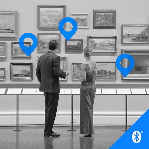 La característica clave de Bluetooth 5.1 es su capacidad de ubicar dispositivos y direcciones