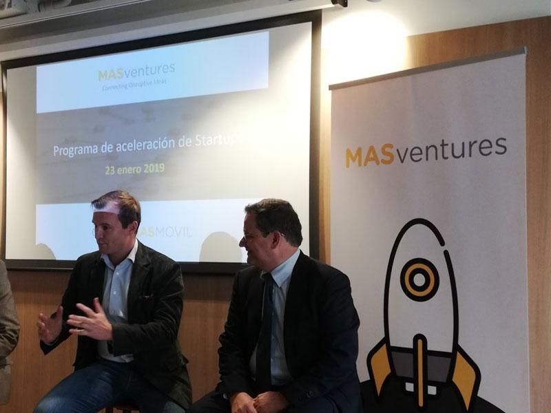 MASventures, el acelerador de startups del Grupo Masmovil