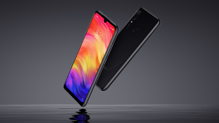Redmi Note 7 - negro